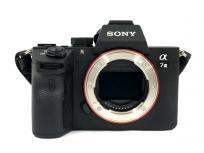 SONY ソニー α7III ILCE-7M3 ミラーレス一眼 カメラ ボディの買取