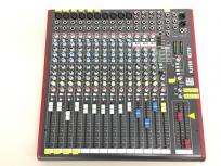 ALLEN&HEATH ZED-16FX ミキサー 音響機材の買取