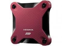 I-O DATA SSPH-UA250R ポータブルSSD 250GB USB 3.2 Gen 1 ( USB 3.0 ) / 2.0 対応