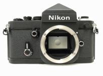 Nikon F2 ボディ ブラック 35mm F2.8 レンズ セット ニコン フィルム 一眼レフ カメラの買取