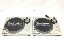 Technics テクニクス SL-1200MK3D ターンテーブル レコードプレーヤー ペア 2台 オーディオ 音響機材の買取