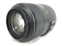NIKON ニコン AF-S MICRO NIKKOR 105mm 2.8 G ED カメラ レンズ 訳ありの買取