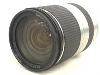 TAMRON 18-200mm F3.5-6.3 VC Eマウント ズームレンズ カメラ レンズ タムロン SONY マウントの買取