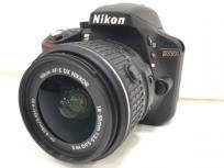 Nikon D3300 AF-S DX NIKKOR 18-55mm F3.5-5.6G VR II レンズキット デジタル一眼レフカメラ ニコンの買取