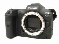 Canon EOS R5 ミラーレス 一眼 カメラ ボディ フルサイズ キヤノンの買取