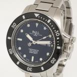 BALL ボール エンジニアハイドロカーボンオリジナル DM2118B 自動巻き メンズ 腕時計 黒文字盤