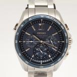 SEIKO セイコー ブライツ クロノグラフ 8B82-0AL0 メンズ ソーラー 腕時計
