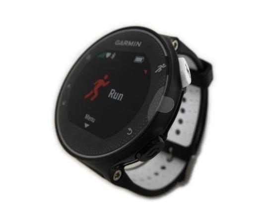GARMIN ForeAthlete 230J ランニングウォッチ GPS 心拍計 ライフログ 50m防水 ブラック ガーミン