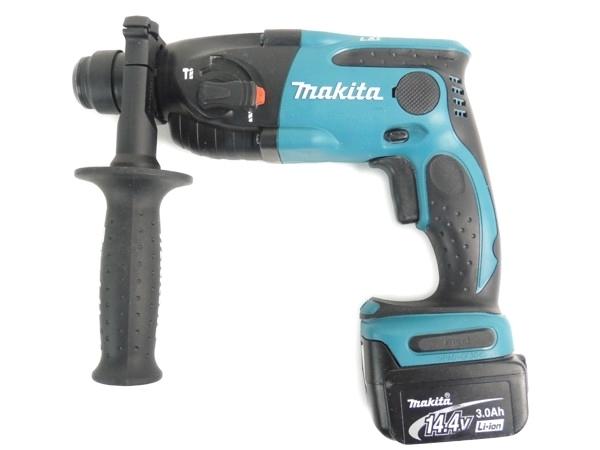 makita マキタ HR162DRFX 16mm充電式ハンマドリル 青