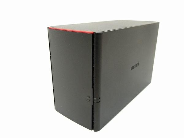 BUFFALO バッファロー LS220D0402C スマホ対応 ネットワークHDD リンクステーション