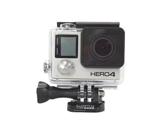 GoPro アクションカメラ HERO4 ブラックエディション アドベンチャー CHDHX-401-JP 防水ハウジング付属 4K ビデオカメラ ゴープロ