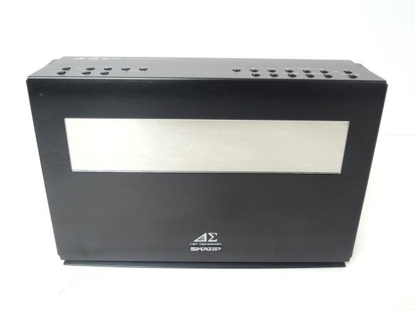 SHARP シャープ Auvi エクセレンス SD-SG40-B アンプ  CD MD チューナー