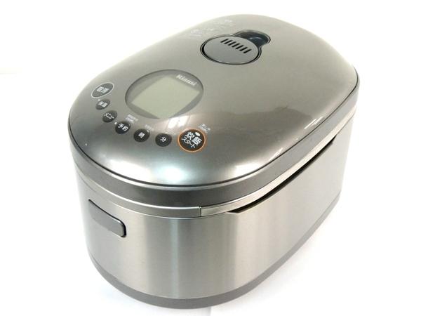 Rinai リンナイ RR-055MST SL ガス炊飯器 直火匠 都市ガス シルバー