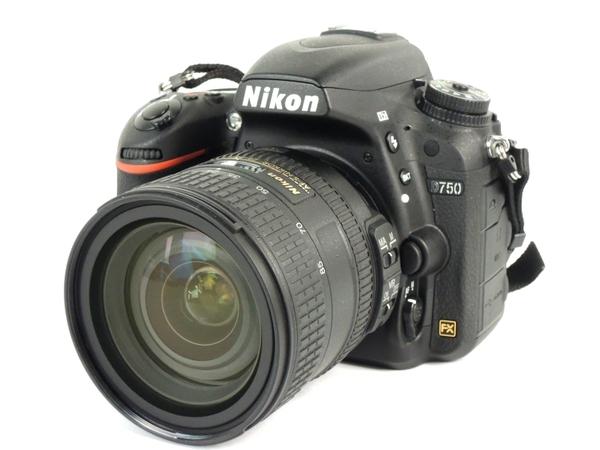 【ボディリコール無料対応中】Nikon D750 24-85 VR レンズキット D750 24-85 VR LK デジタル一眼