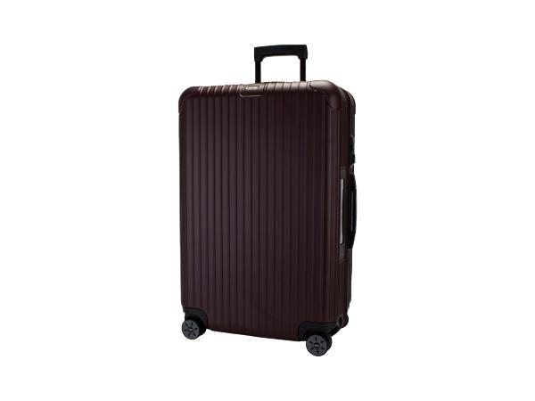 RIMOWA リモワ スーツケース 97L 8泊~ サルサ マルチホイール 811.77.14.5 カルモナレッド 4輪 TSAロック 電子タグ