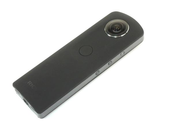 RICOH リコー THETA S 全天球 カメラ コンパクト デジタルカメラ ブラック