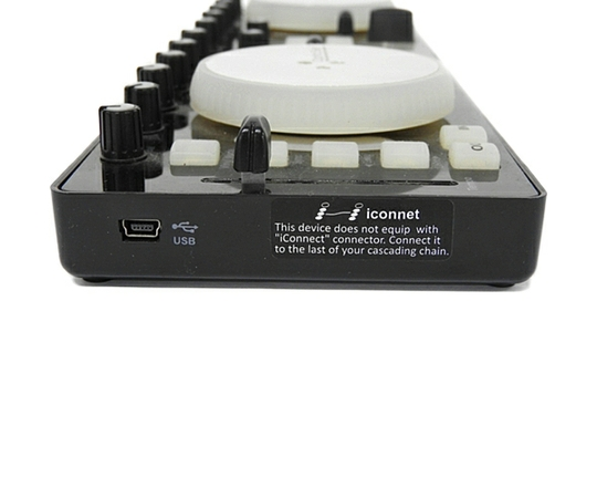 MIDI コントローラー iCON iDJ I-DJ Mini USBブラック