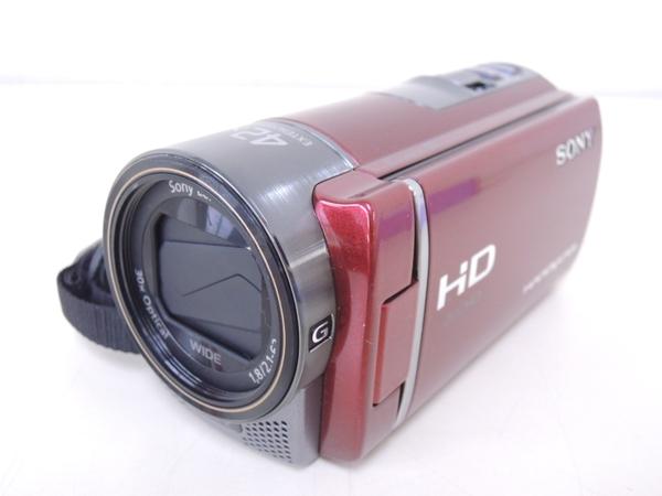 SONY ハンディカム HDR-CX180 R デジタルビデオカメラ