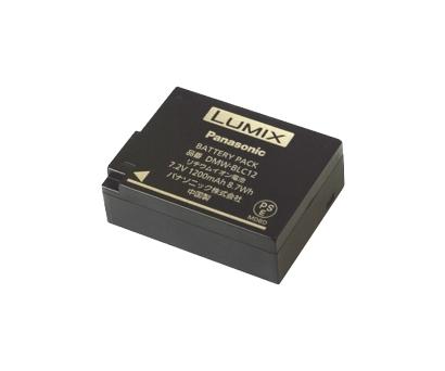 [予備バッテリー] Panasonic パナソニック DMW-BLC12 ( DMC-FZ1000 / DMC-FZ300 / DMC-FZH1 用) [単体では注文できません]