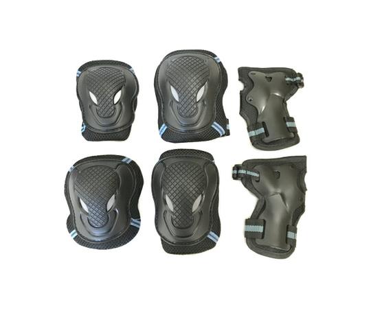 バランススクーター 大人用 ヘルメット ホワイト 56-58cm ミニセグウェイ プロテクター [単体での注文不可]  (4)