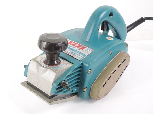 マキタ 1002B-A 曲面 カンナ 110mm 研磨機 電動工具 DIY