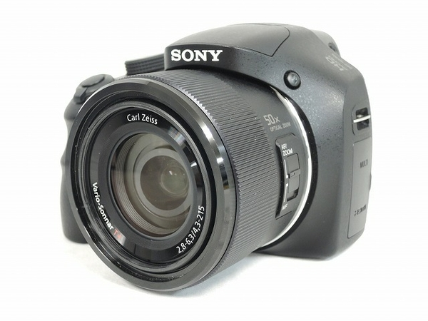 SONY ソニー デジタルカメラ Cyber-shot HX300 DSC-HX300 デジカメ ブラック