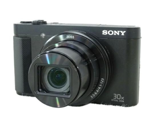 SONY ソニー デジタルカメラ サイバーショット DSC-HX90V デジカメ ブラック 1820万画素 Wi-Fi Cyber-shot