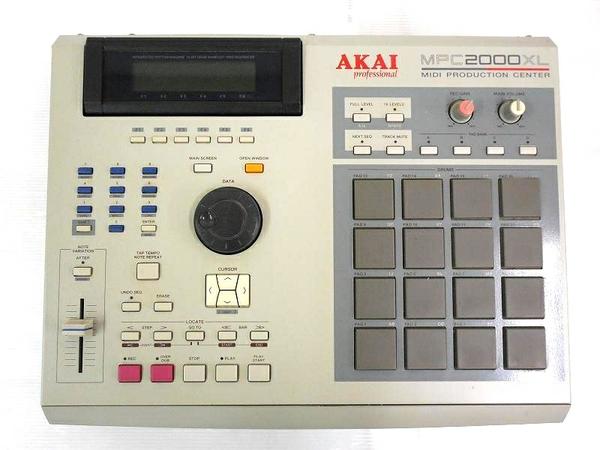 AKAI 赤井電機 MPC2000XL サンプラー リズムマシン