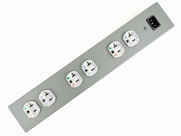 PS Audio AC-Juice Bar 6口電源タップ オーディオ機器 音響機材