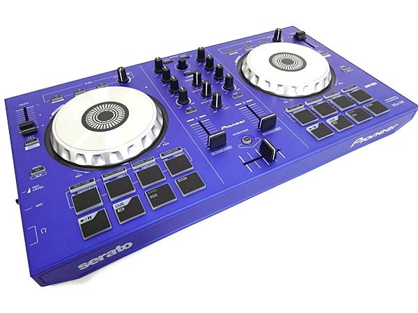 PIONEER パイオニア DDJ-SB-L PC DJコントローラー ブルー