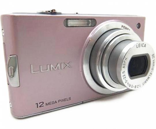 パナソニック LUMIX FX35 カクテルピンク DMC-FX35-P