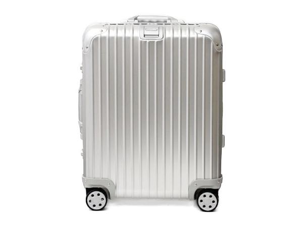 RIMOWA リモワ スーツケース 45L 2~3泊 トパーズ キャビン マルチホイール 932.56 シルバー 4輪 TSAロック