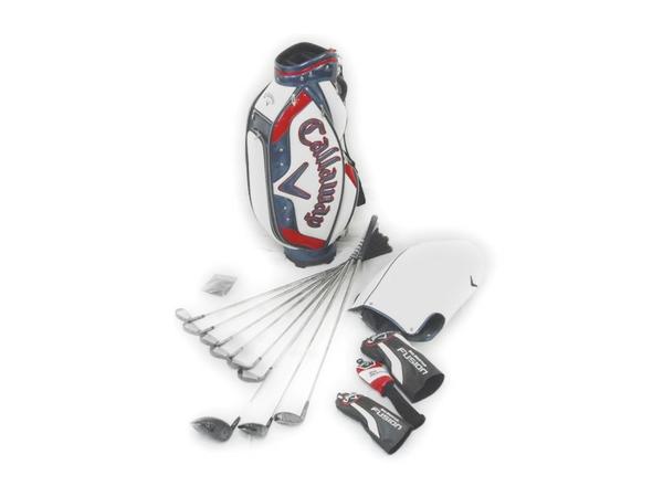 Callaway BIG BERTHA (2016) ゴルフクラブセット 9本 バッグ付き