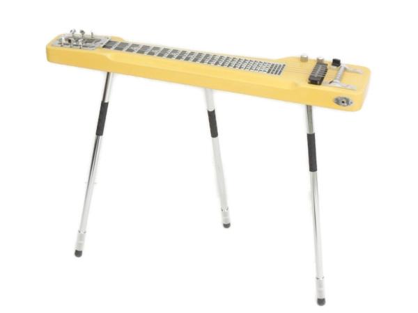 Canopus ロング ネック スチール ギター 楽器 6弦 ハードケース 付