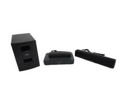 BOSE CineMate 120 ホームシアター スピーカー システム オーディオ機器