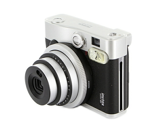 FUJIFILM 富士フィルム チェキ instax mini 90 インスタント カメラ ネオクラシック ブラック INS MINI 90 NC