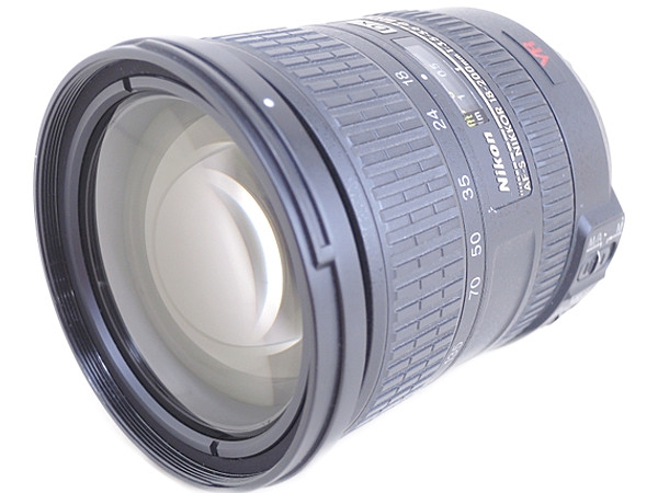 Nikon ニコン AF-S DX VR Zoom-Nikkor 18-200mm f/3.5-5.6G IF-ED カメラレンズ ズーム