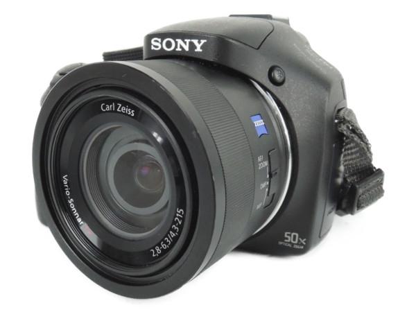 SONY ソニー デジタルカメラ Cyber-Shot HX DSC-HX400V コンデジ