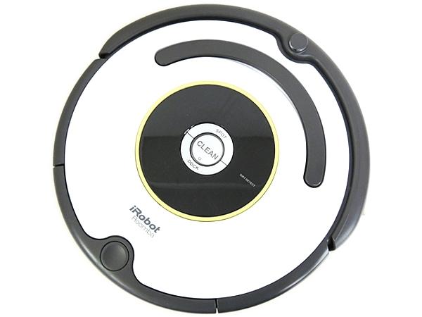 iRobot アイロボット Roomba ルンバ 622 ロボット掃除機 ブラック/ホワイト