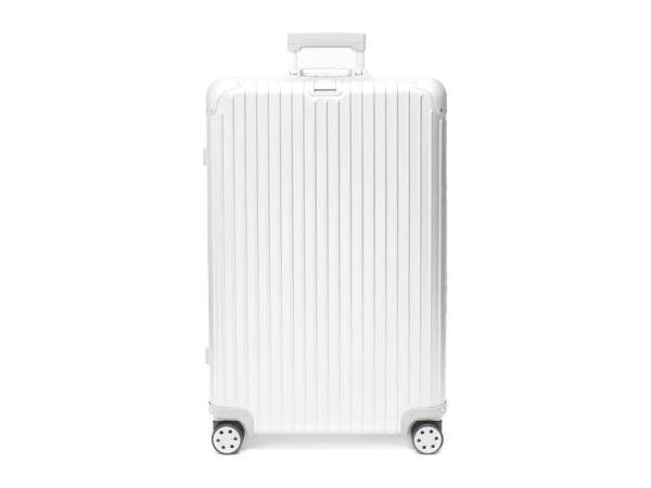 RIMOWA リモワ スーツケース 84L 4~7泊 トパーズ マルチホイール 932.73 シルバー 4輪 TSAロック
