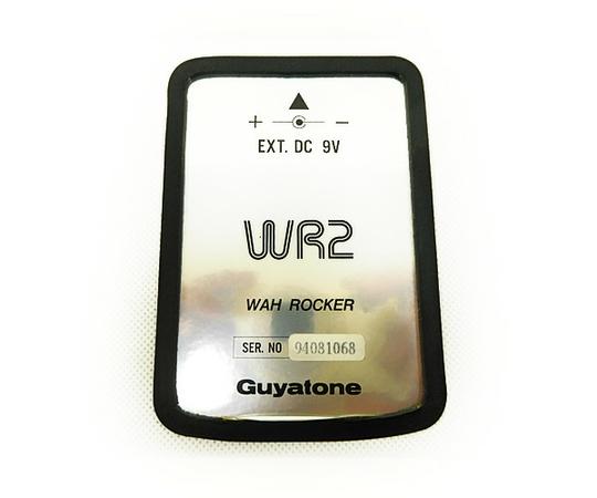 GUYATONE WR2 グヤトーン ワウロッカー エフェクター