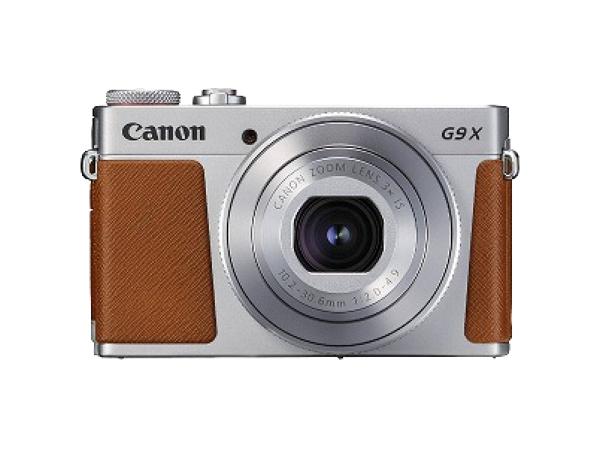 Canon キャノン デジタルカメラ PowerShot G9 X  MARK II シルバー 2010万画素 DIGIC7 1.0型センサー PSG9X MARKII SL