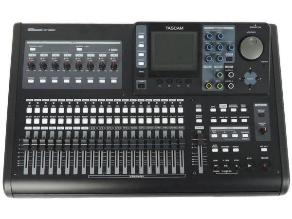 TASCOM タスコム マルチトラックレコーダー DIGITAL PORTASTUDIO DP-32SD 32トラック SD/ SDHC
