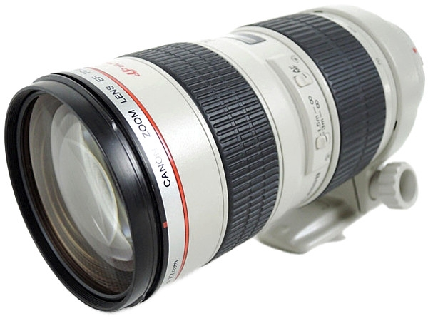 Canon キヤノン EF70-200mm F2.8L USM L レンズ 一眼レフ カメラ ズーム 大口径