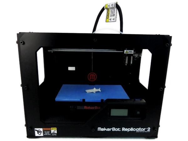 MakerBot Replicator 2 3Dプリンター レプリケーター