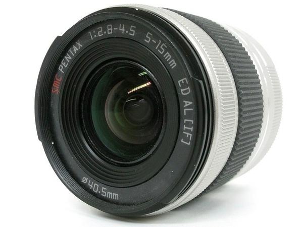 RICOH リコー PENTAX ペンタックス 02 STANDARD ZOOM 標準ズームレンズ 5-15 mm F 2.8-4.5 カメラ レンズ