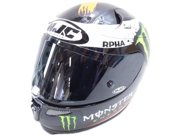 HJC R-PHA 10 プラス ヘルメット 2種用 Lサイズ フルフェイス