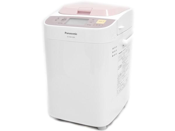 Panasonic パナソニック ホームベーカリー 1斤 SD-BM1000 ピンク 家電 調理