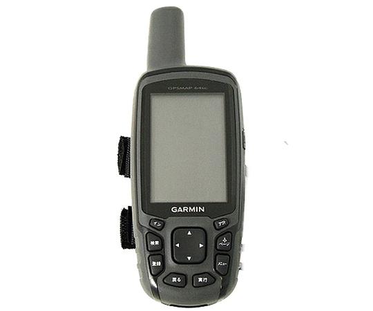 GARMIN ガーミン ハンディ GPS GPSMAP 64SC J 日本語版