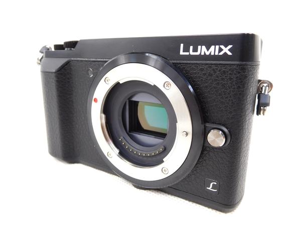 Panasonic パナソニック LUMIX GX7 MarkII DMC-GX7MK2-K カメラ ミラーレス一眼 ボディ ブラック